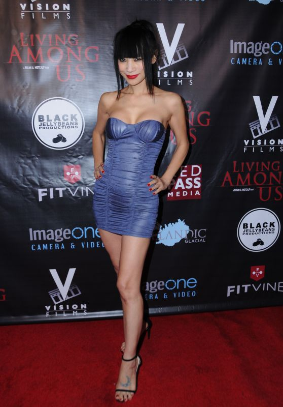 "Bai Ling – ""Living Among Us"" Red Carpet in Los Angeles"