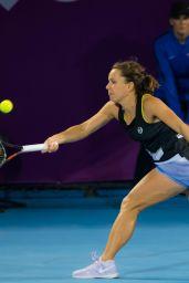 Barbora Strycova – 2018 WTA Qatar Open in Doha Press Conference