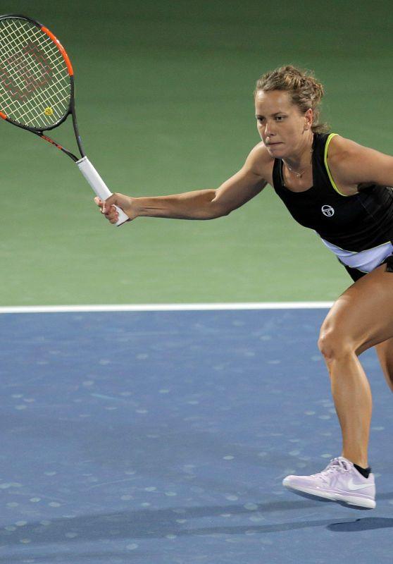 Barbora Strycova – WTA Dubai Championships 02/20/2018