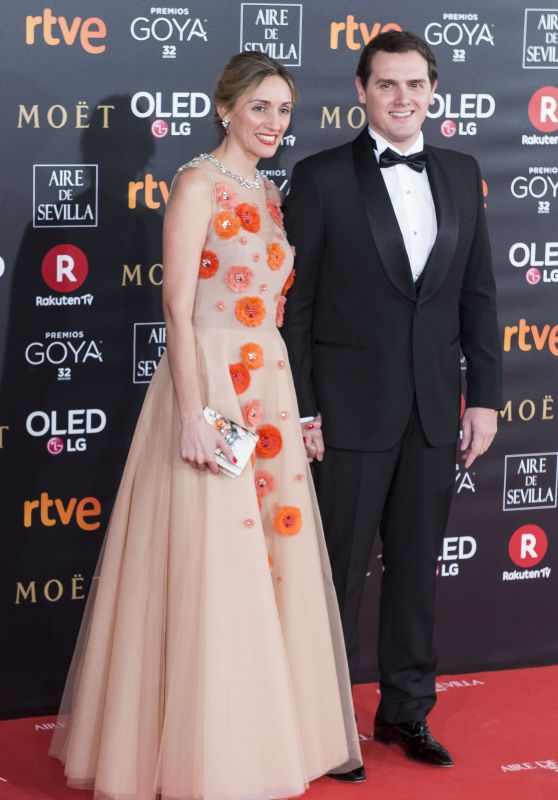 Beatriz Tajuelo – 2018 Goya Awards in Madrid