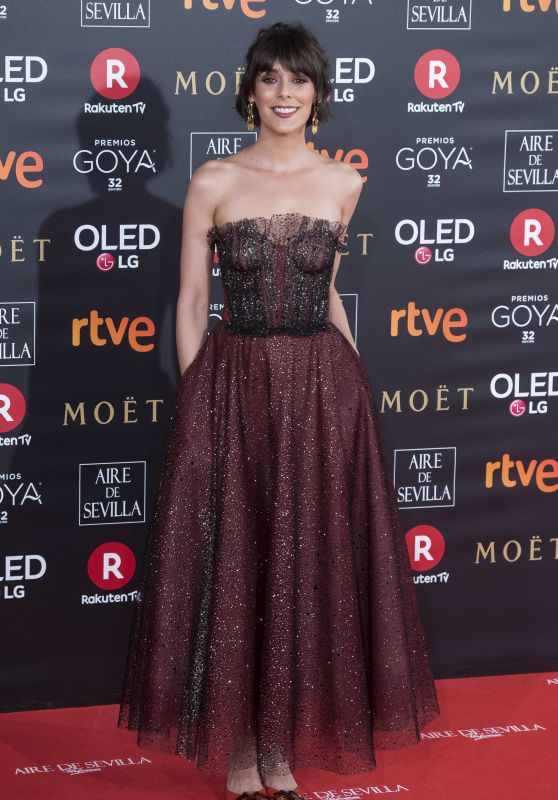 Belen Cuesta – 2018 Goya Awards in Madrid