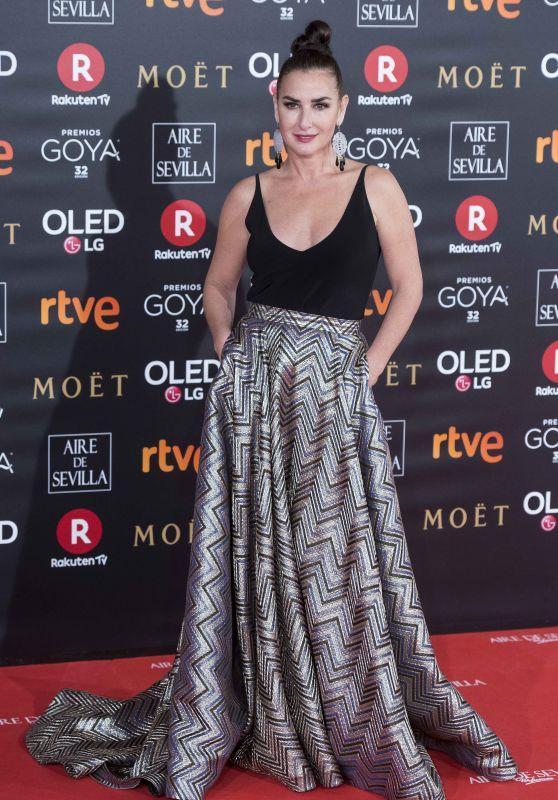 Belen Lopez – 2018 Goya Awards in Madrid