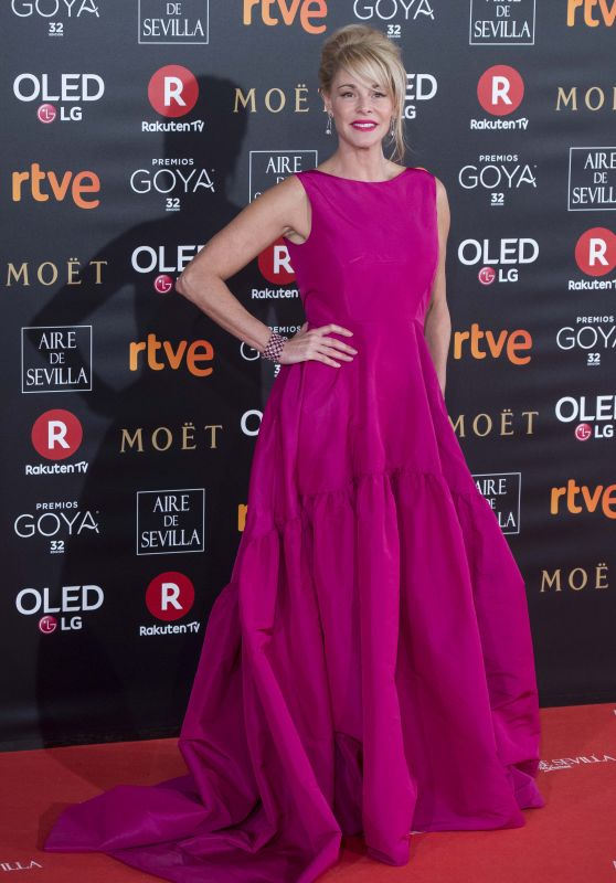 Belen Rueda – 2018 Goya Awards in Madrid