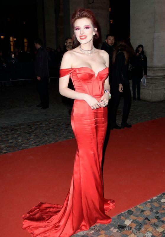 "Bella Thorne - ""Midnight Sun"" Premiere in Rome"