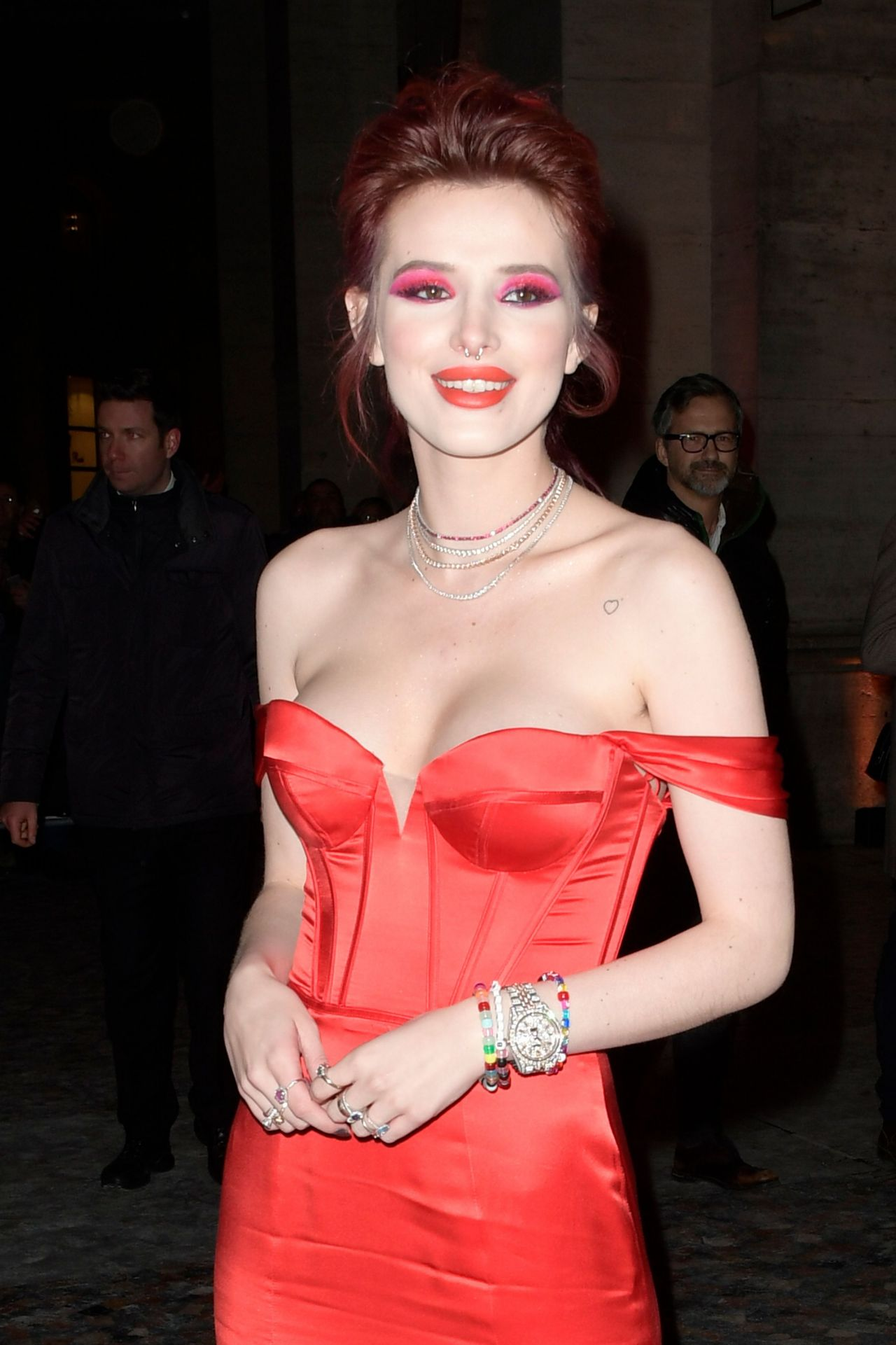 Bella Thorne Quot Midnight Sun Quot Premiere In Rome