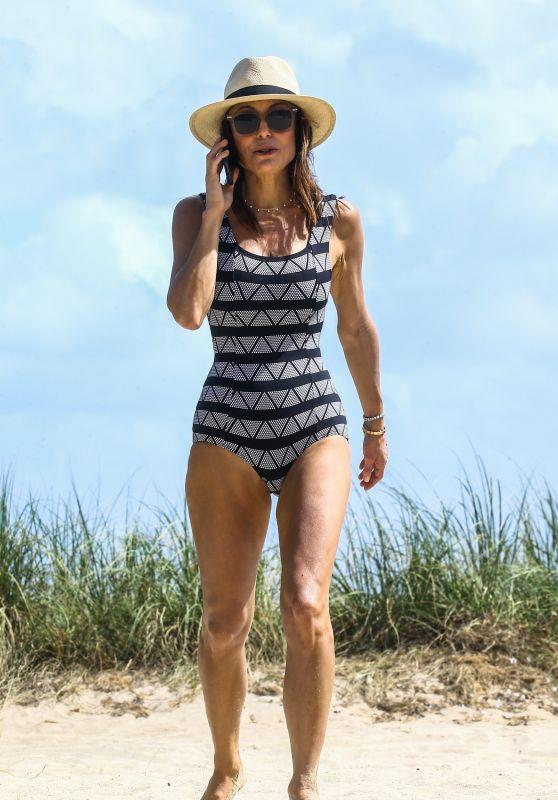 Bethenny Frankel in Swimsuit in Miami Beach