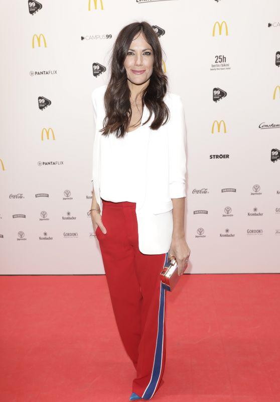 Bettina Zimmermann – 99Fire-Films-Award at Berlinale 2018