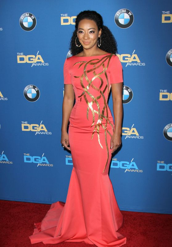 Betty Gabriel – 2018 DGA Awards
