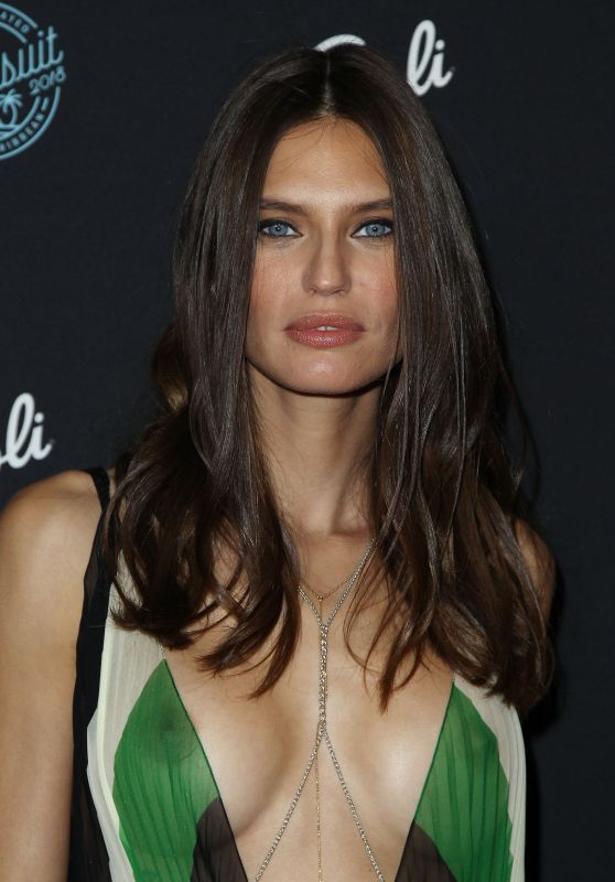 Bianca Balti – 2018 Sports Illustrated Swimsuit Issue Launch