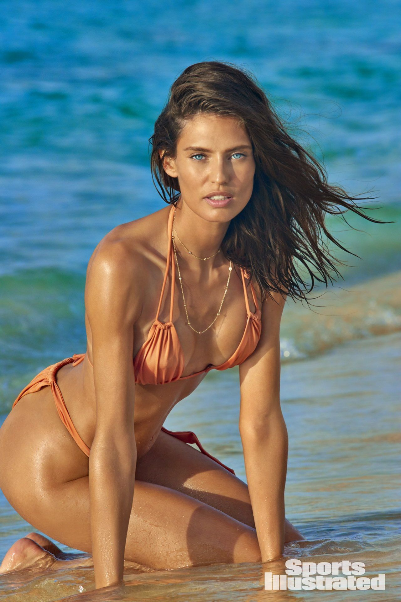 Bianca Balti Si Swimsuit Issue 2018