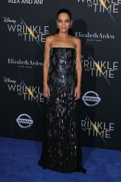 """Bianca Lawson – """"A Wrinkle in Time"""" Premiere in Los Angeles"""