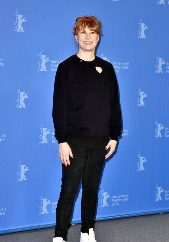"Birgit Minichmayr – ""3 Days in Quiberon"" Photocall at Berlinale 2018"