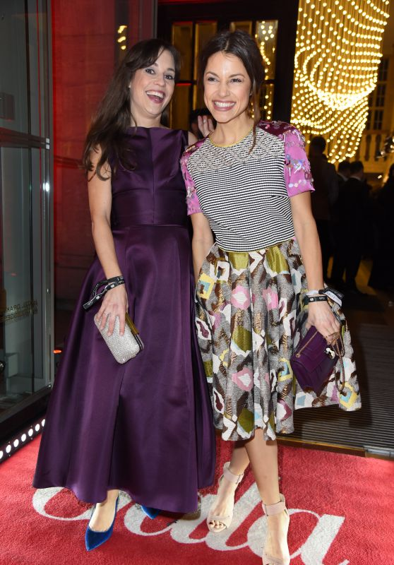 Birthe Wolter and Anna Julia Kapfelsperger – Opening Night By GALA & UFA in Berlin 02/15/2018