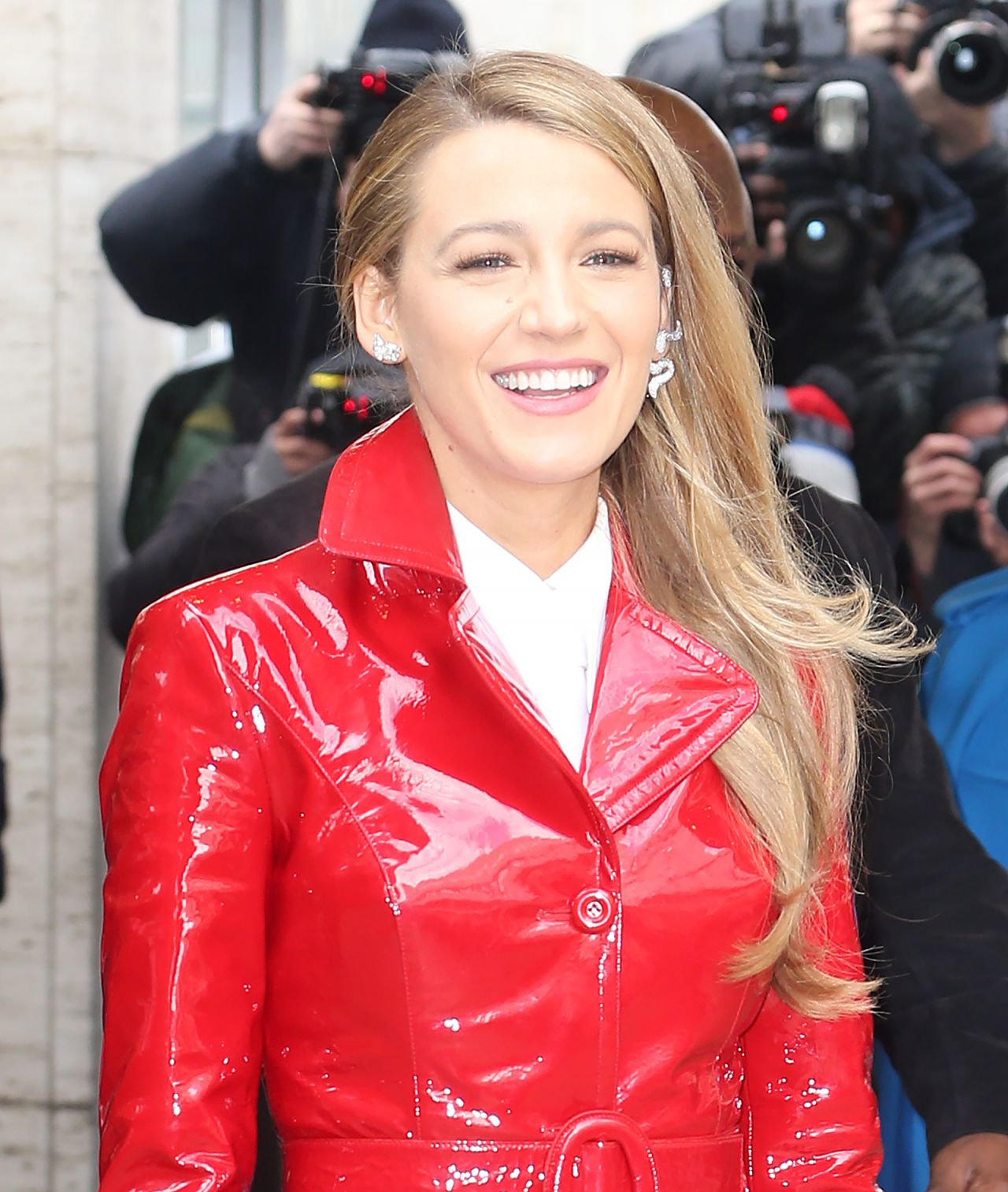 Blake Lively - Arrives at the Michael Kors Show, NYFW 2018