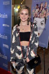 "Brec Bassinger – ""The Female Brain"" Premiere in Los Angeles"
