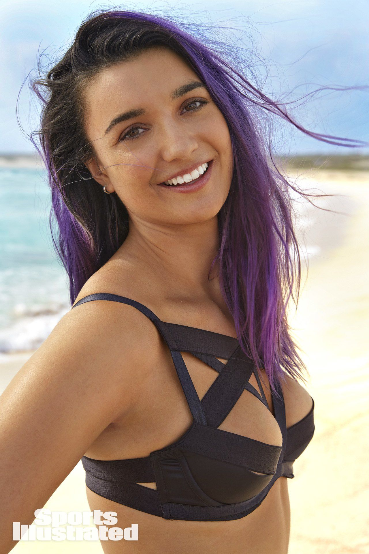 Brenna Huckaby Si Swimsuit Issue 2018