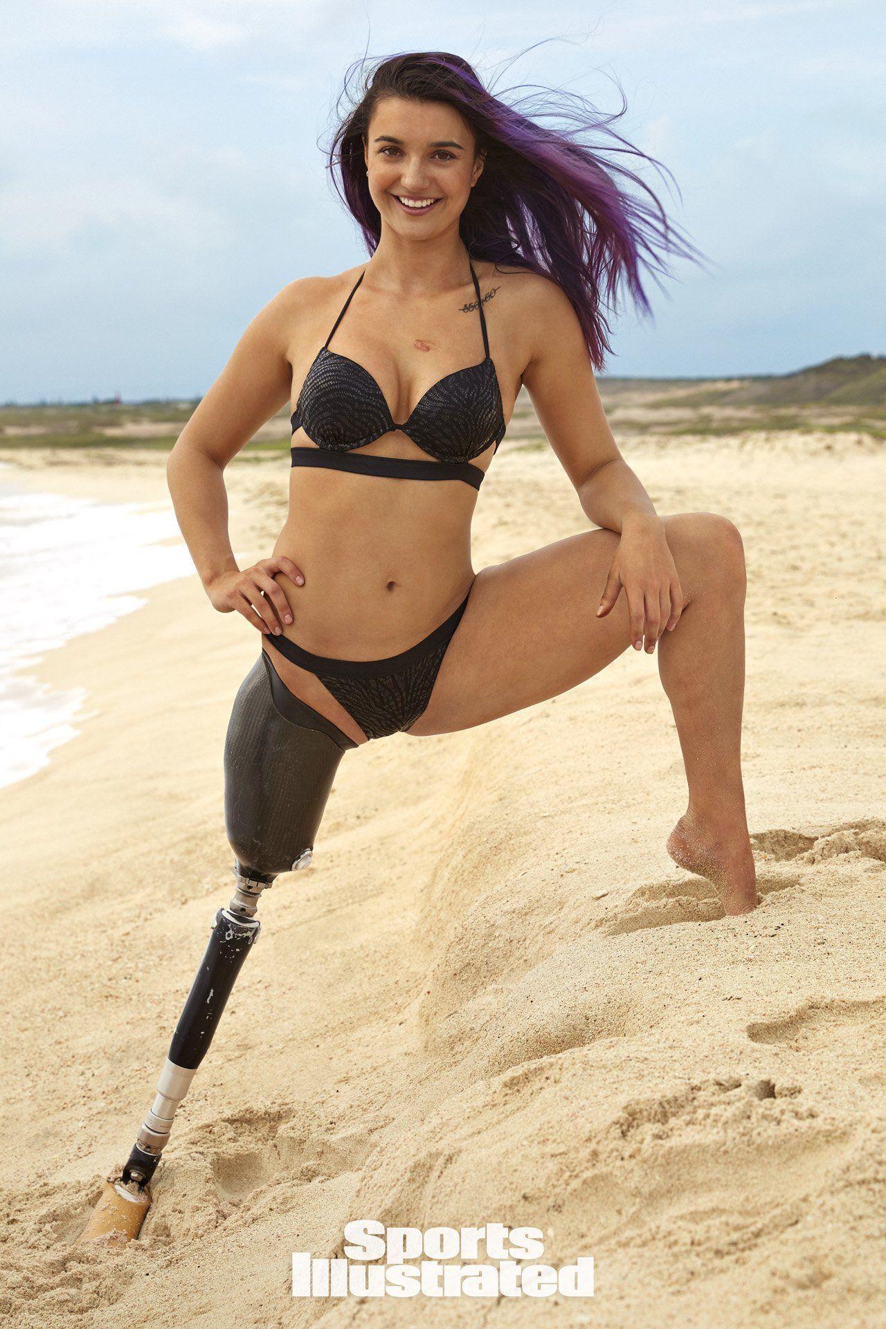 Brenna Huckaby - SI Swimsuit Issue 2018 • CelebMafia