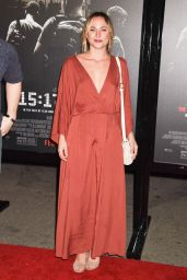 "Briana Evigan - ""The 15:17 to Paris"" Premiere in Los Angeles"