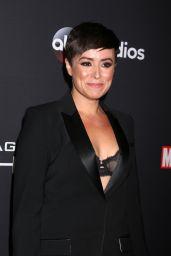 """Briana Venskus – """"Agents Of S.H.I.E.L.D."""" 100th Episode Party in LA"""