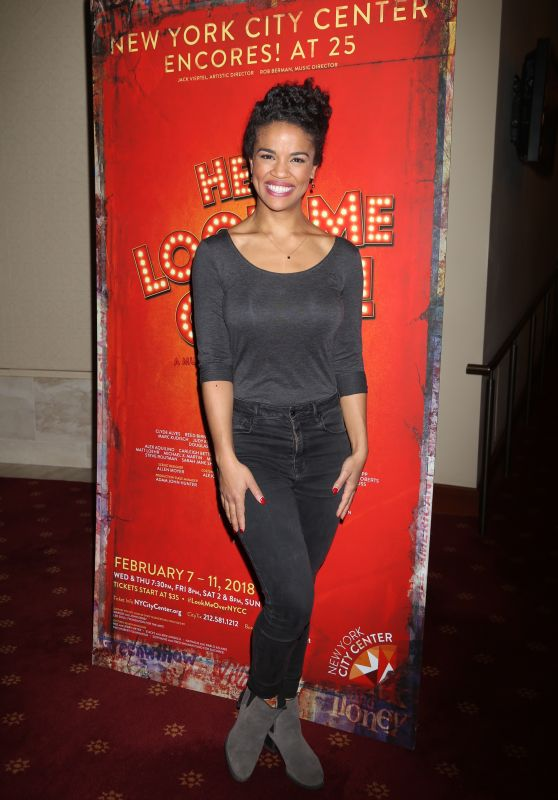 Britney Coleman – Encores Hey, Look Me Over! Closing Night Party in NY