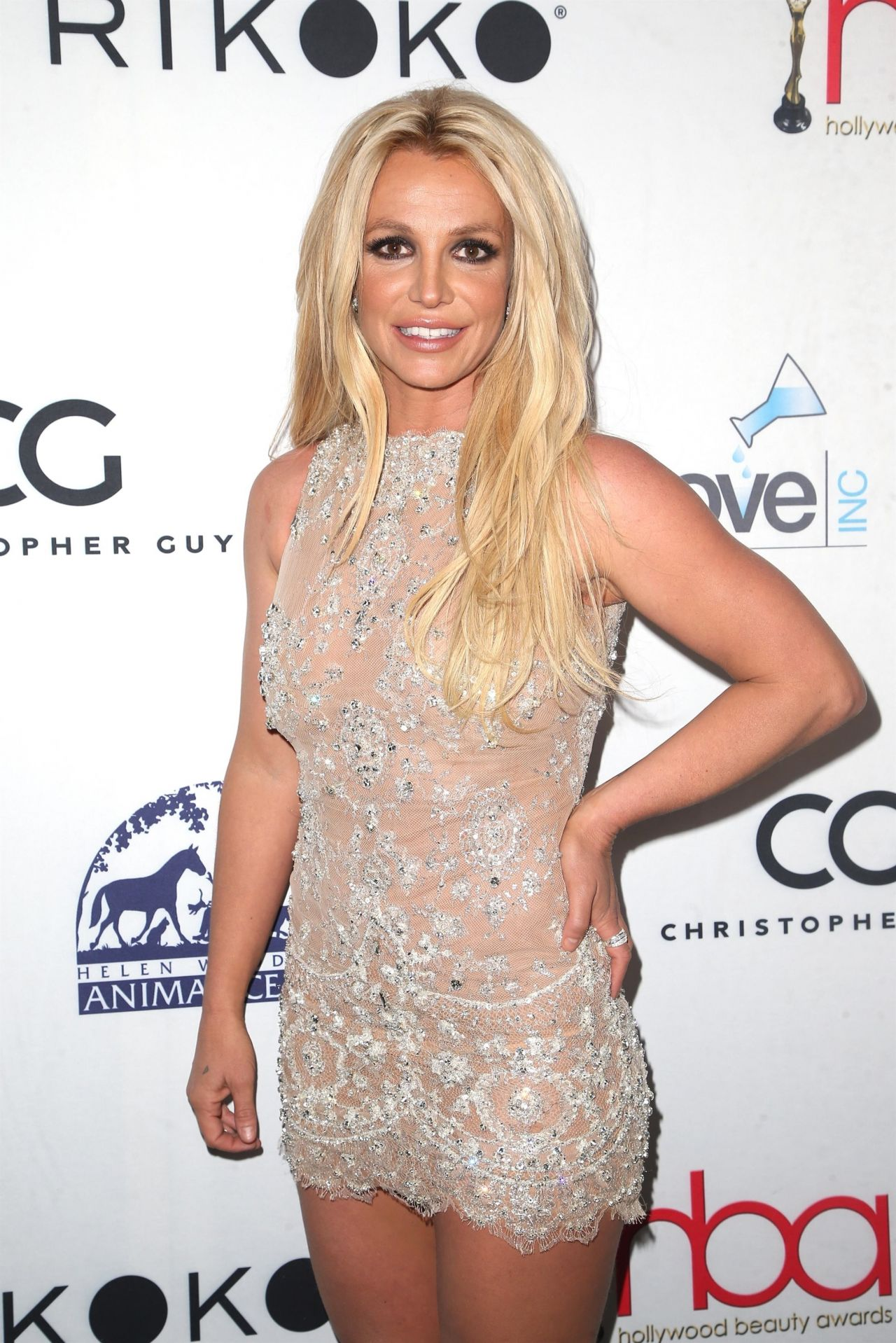 Britney Spears – 2018 Hollywood Beauty Awards in LA Britney Spears