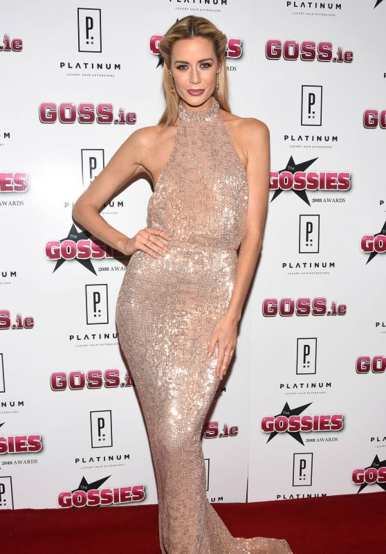 Brittany Mason – The Gossies 2018 Awards in Dublin