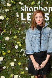 Brittany Snow - Shopbop + Levi's Made & Crafted Celebrate Exclusive Capsule Collection in LA
