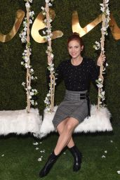 Brittany Snow – SIMPLY NYC Conference VIP Dinner in NYC