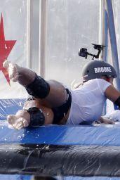 Brooke Hogan - Champs vs Stars in Los Angeles 02/01/2018