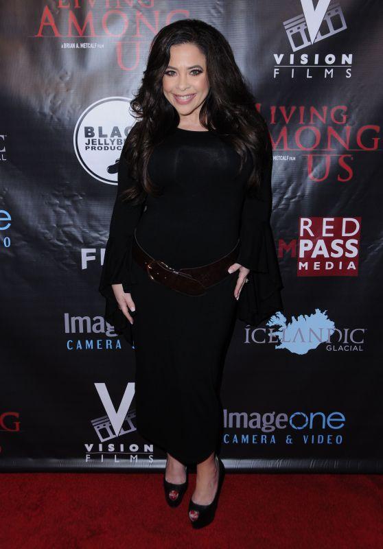 "Brooke Lewis – ""Living Among Us"" Red Carpet in Los Angeles"
