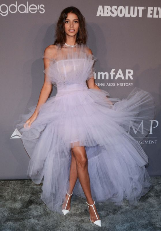 Bruna Lirio – 2018 amfAR Gala in NYC
