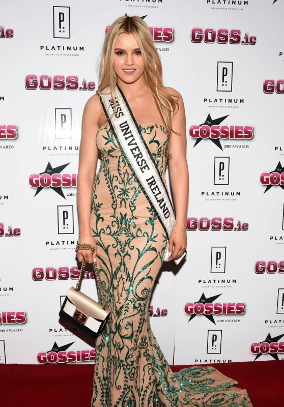 Cailin Aine Ni Toibin – The Gossies 2018 Awards in Dublin