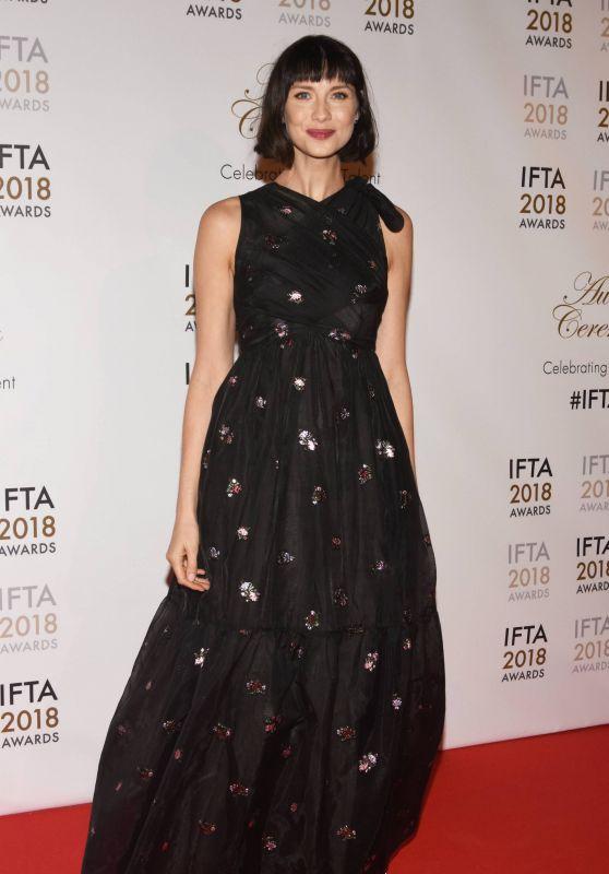 Caitriona Balfe - IFTA Film & Drama Awards 2018 in Dublin