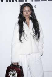 """Camila Alves - """"The Minefield Girl"""" Audio Visual Book Launch in NYC"""