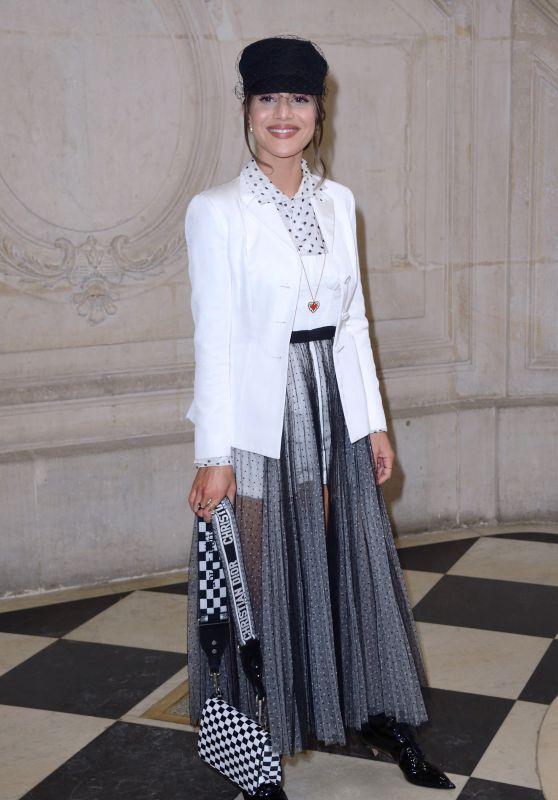 Camila Coelho – Christian Dior Show FW18 in Paris
