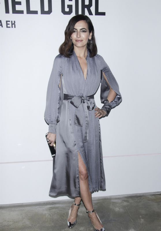 """Camilla Belle – """"The Minefield Girl"""" Audio Visual Book Launch in NYC"""