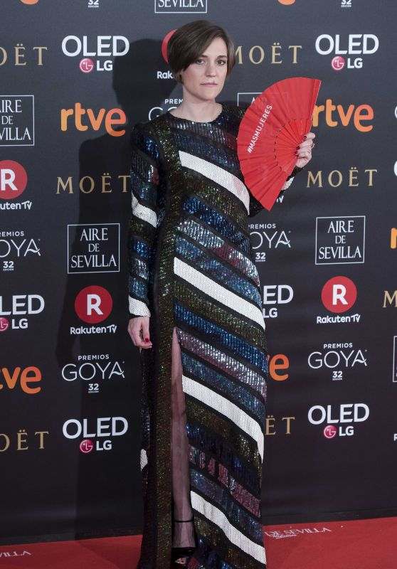 Carla Simon – 2018 Goya Awards in Madrid