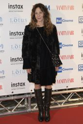 "Carlotta Natoli – ""There Is No Place Like Home"" Premiere in Rome"