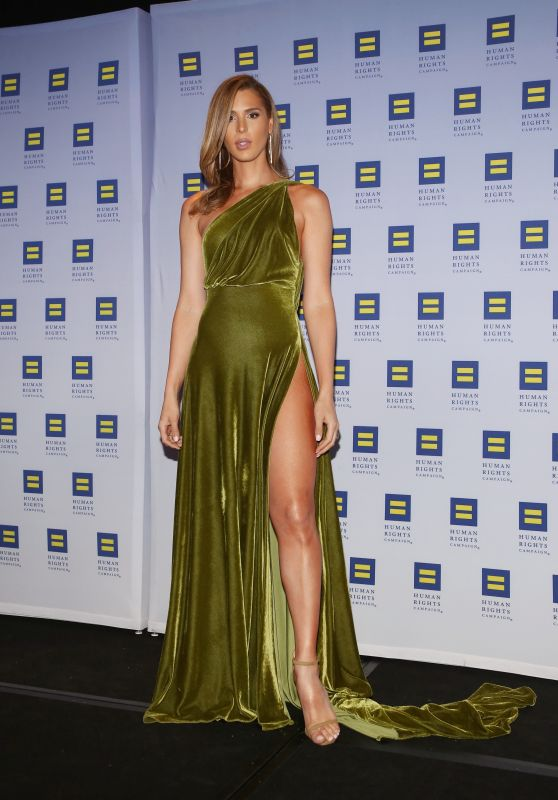 Carmen Carrera - 2018 HRC Greater New York Gala