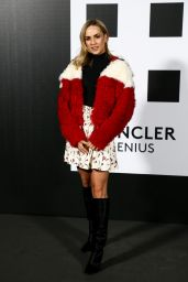 Carmen Jorda – Moncler Genius Project, Milan Fashion Week 02/20/2018