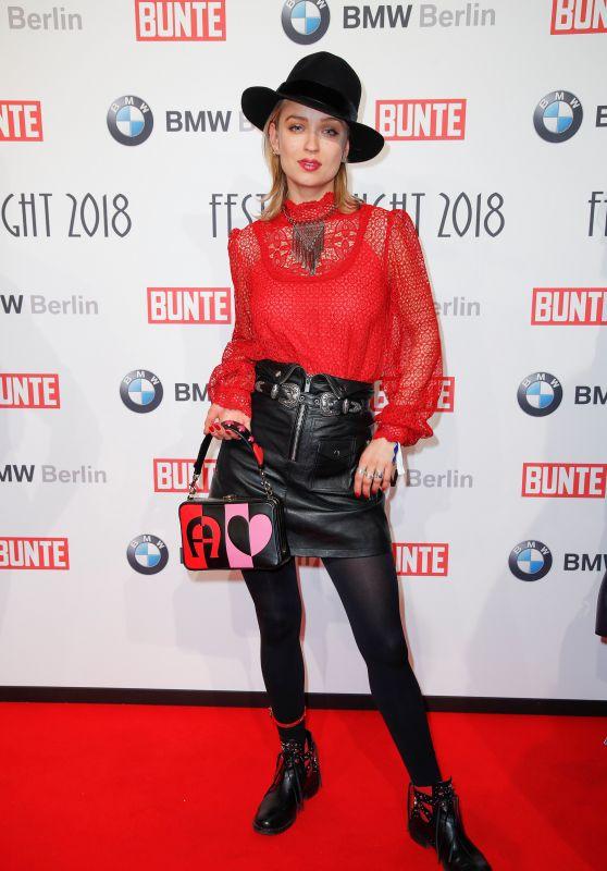 Caro Cult – BUNTE & BMW Host Festival Night, Berlinale 2018