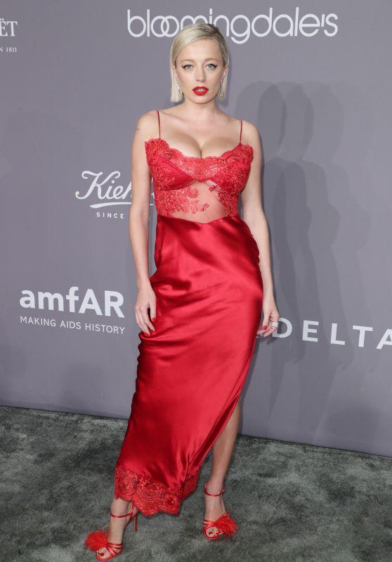 Caroline Vreeland – 2018 amfAR Gala in NYC