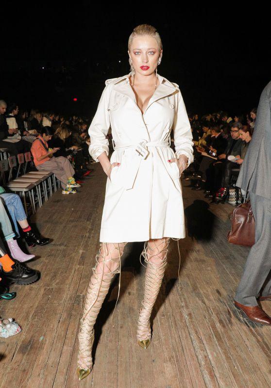 Caroline Vreeland - Marc Jacobs Fashion Show, NYFW 02/14/2018