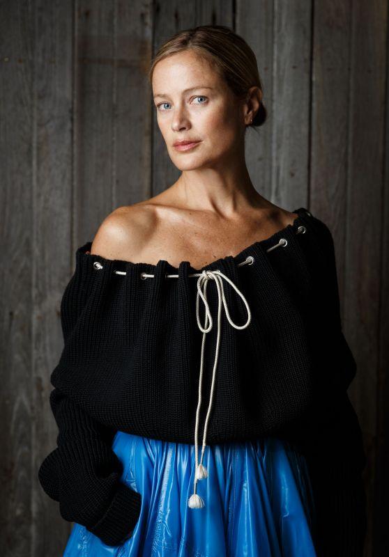 Carolyn Murphy – Calvin Klein Show FW18, NYFW 02/13/2018