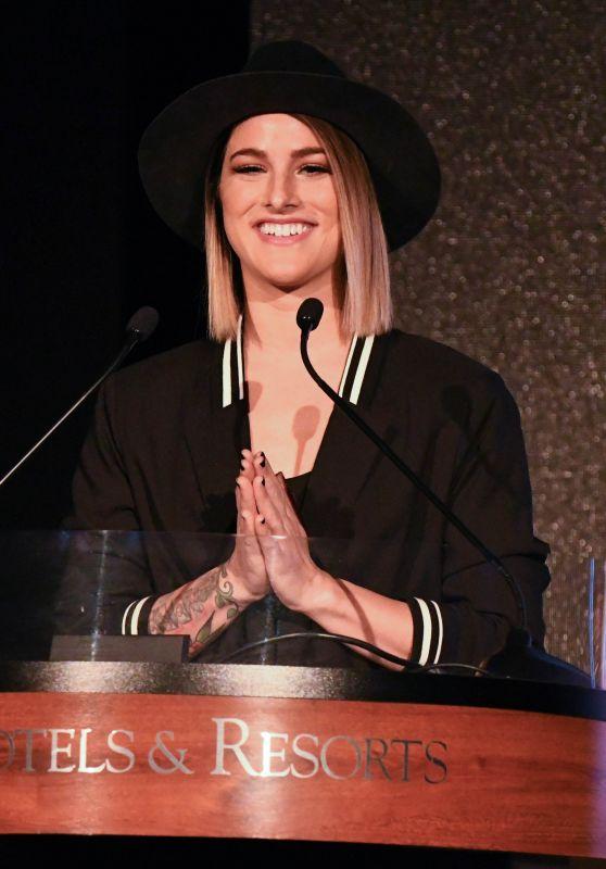 Cassadee Pope - CRS 2018 Artisit Humanitarian Award and Tom Rivers Award in Nashville
