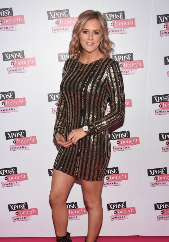 Cassie Stokes - Xpose Benefit Awards 2018 in Dublin
