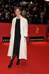 """Cecile De France – """"Isle of Dogs"""" Premiere, 68th Berlin Film Festival"""