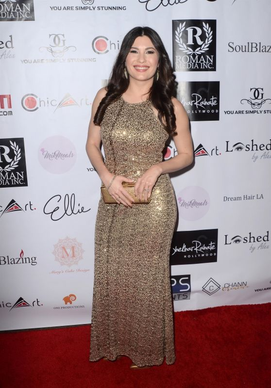 Celeste Thorson – 2018 Roman Media Pre-Oscars Event in Hollywood