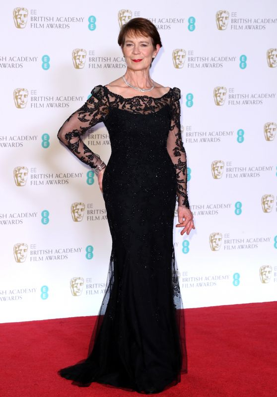 Celia Imrie – 2018 British Academy Film Awards