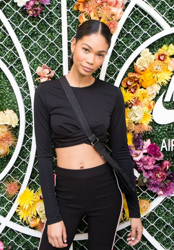 Chanel Iman – Nike X Revolve Party in West Hollywood